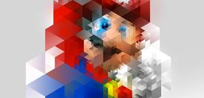 Les portraits géométriques de Nicola Felasquez Felaco