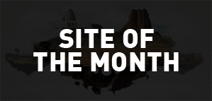 Site of the Month : Mars 2012