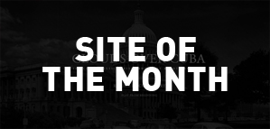 Site of the Month : October 2012