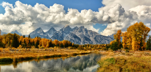 Jeff Clow – Automn at Schwabacher