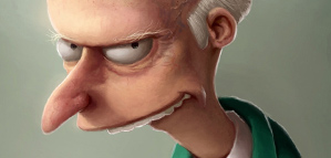 Tiago Hoisel – Mr Burns