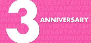 Art-Spire : third anniversary!