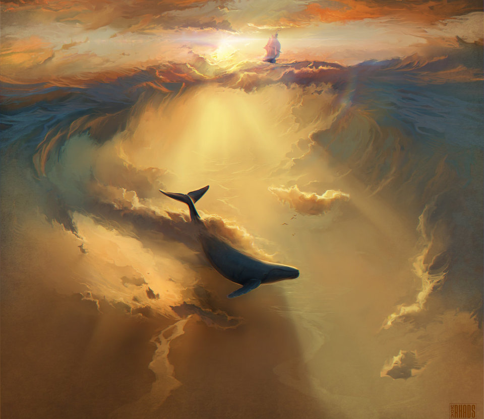 Beautiful digital paintings by RHADS | Art-Spire