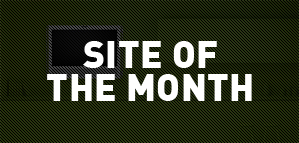 Site of the Month : Août 2012