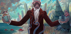 Stunning traditional paintings by Aaron Jasinski