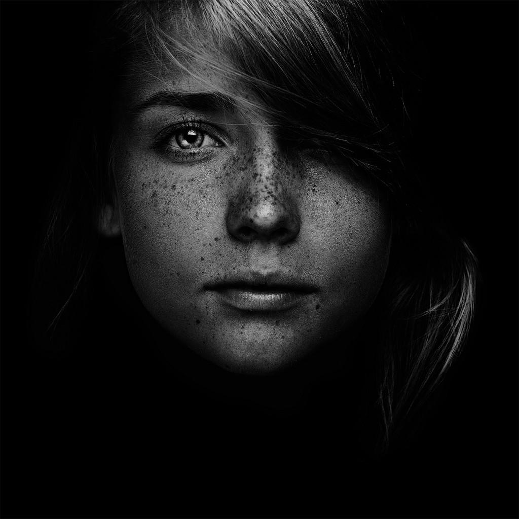 Studio Lighting High Key: Brian Ingram – Portrait