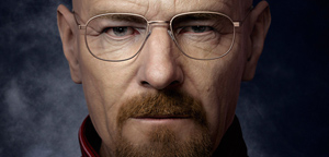 Marko Ivanovic – I AM THE DANGER – Walter White portrait