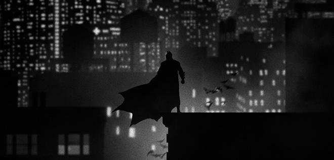 Les sombres super héros de Marko Manev