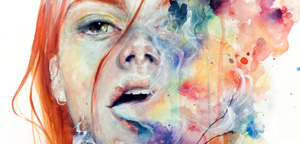 Agnes-cecile – this thing called art is really dangerous