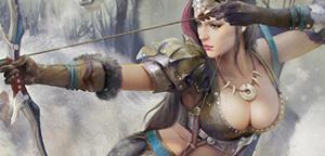 Oxan – Goddess Artemis