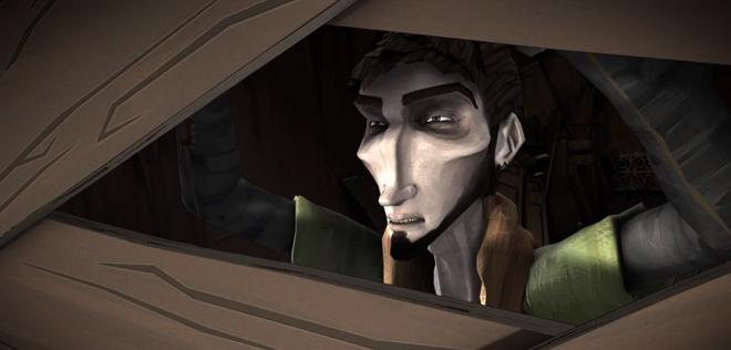 Short Animation Film #152 : Memoria