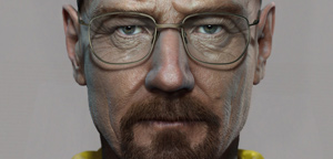 Frank Tzeng – Breaking Bad fan art