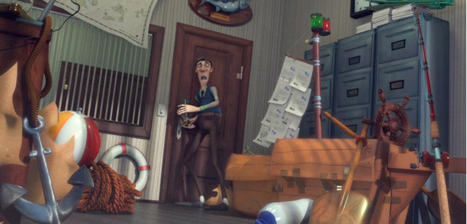 Short Animation Film #153 : Out of the Ordinary