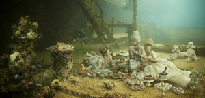 Awesome underwater Stavronikita Project by Andreas Franke