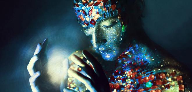 Les photos de mode créatives de Elizaveta Porodina