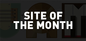 Site of the Month : December 2012