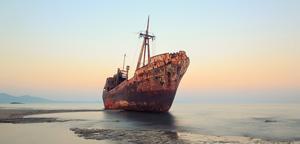 Kostas Tzavidas – Dimitrios Shipwreck