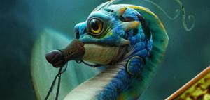 Max Kostenko – Seahorse dragon