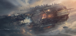 Bastien Grivet – The Crash of the Old Titan