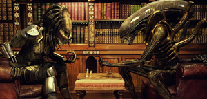 Benjamin Parry – Alien Vs Predator : Chess