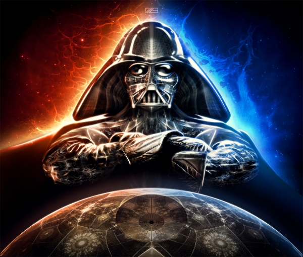 Darth Vader: A War Within