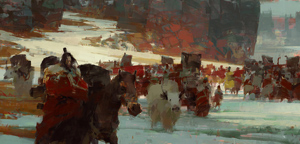 Theo Prins – Guild Wars 2 – Flame and Frost