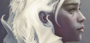 Artgerm – Mother of Dragons