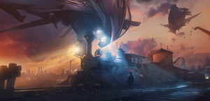 Bastien Grivet – Steam Rebellion
