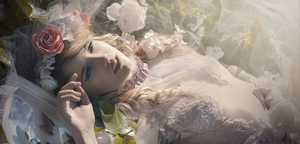 Rebeca Saray – Sleeping with butterflyes