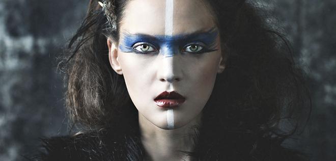 Les superbes photos de mode de Benjo Arwas