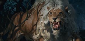 Slawomir Maniak – Fleecemane Lion