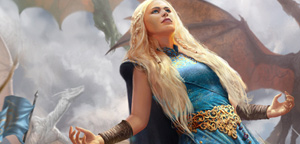 Alex Negrea – A Song Of Ice And Fire – Mother of Dragons