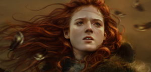 Ania Mitura – Ygritte
