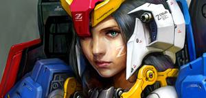 Jeong hong Taek – Z-Gundam Girl