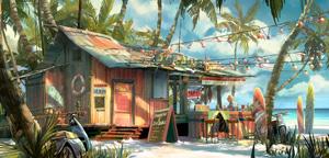 Tuomas Korpi – Coco's Paradise Inn
