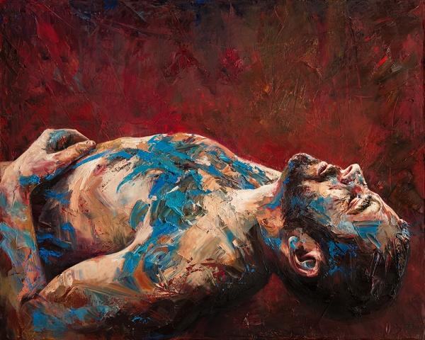 Paul_Richmond_Blue Surrender