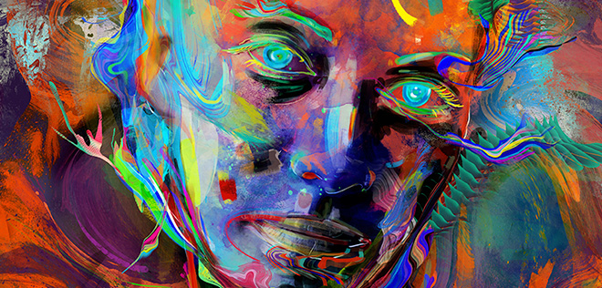 Mind-blowing works by Archan Nair