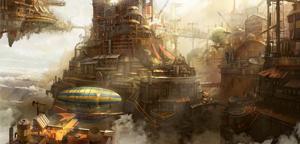 Tyler Edlin – Steampunk concept