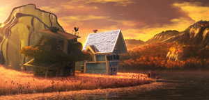 Short Animation Film #250 : Home Sweet Home