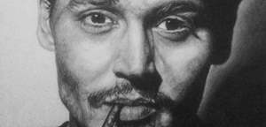Bruno Butiniello – Johnny Depp