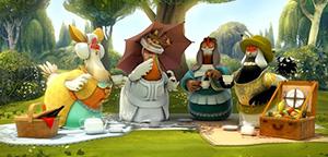 Short Animation Film #206 : A la Française