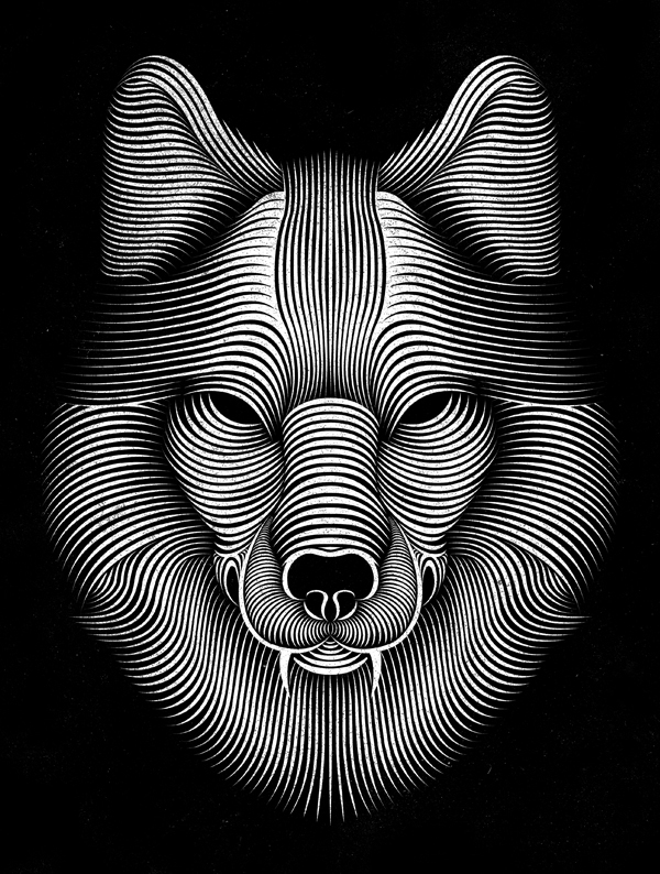 Line Art In Illustrator : Awesome illustrations by patrick seymour art spire