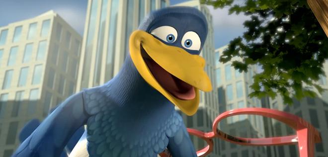 Short Animation Film #203 : PeckPocketed