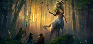 Rob Joseph – Spirit of The Forest
