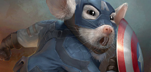 Raluca Losifescu – Captain Mouse