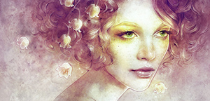 Mind-blowing portraits by Anna Dittmann
