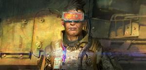 Artur Sadlos – Cyberpunk Soldier ZET