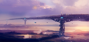 dustycrosley – Planet Bridge