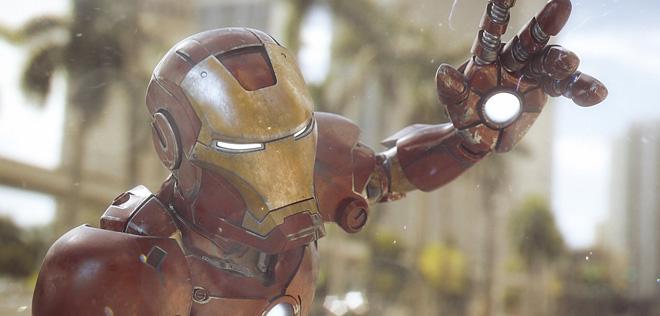 Christophe Desse – Mini Iron Man Redux