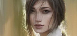 Sergey Kochurkin – Woman portrait